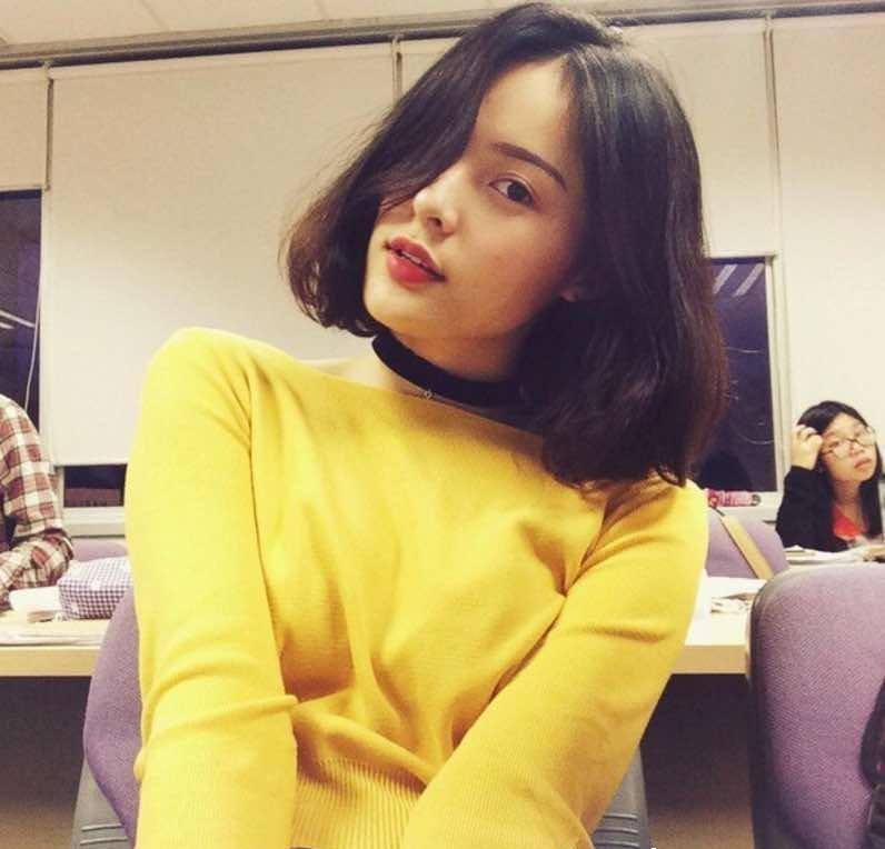 """""""Sốt bần bật"""" với 4 kiểu tóc rẽ ngôi giữa Hàn Quốc đẹp cho nữ 2018 - Ảnh 8"""