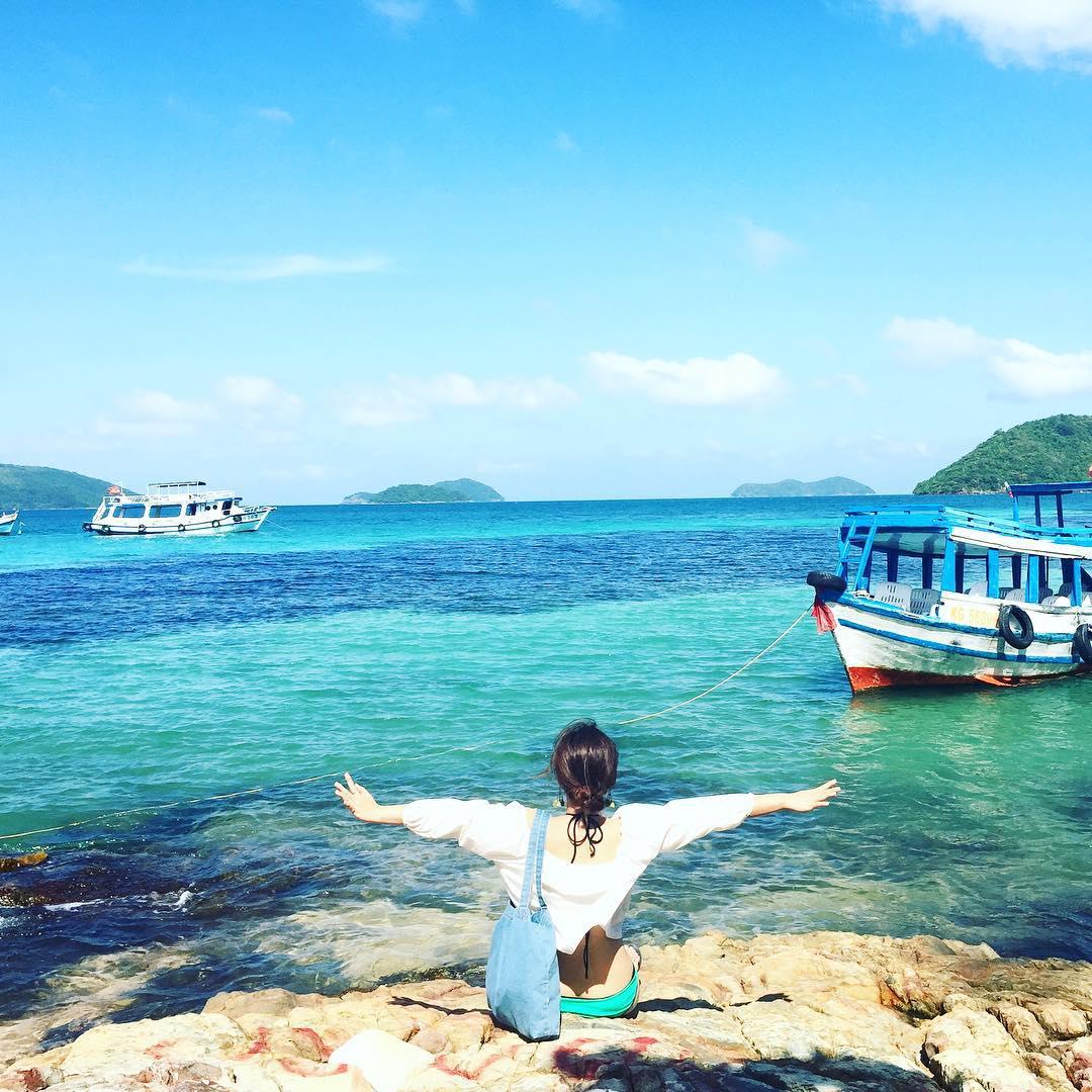 4 ngày đủ để các du khách khám phá hết những vẻ đẹp của đảo Nam Du