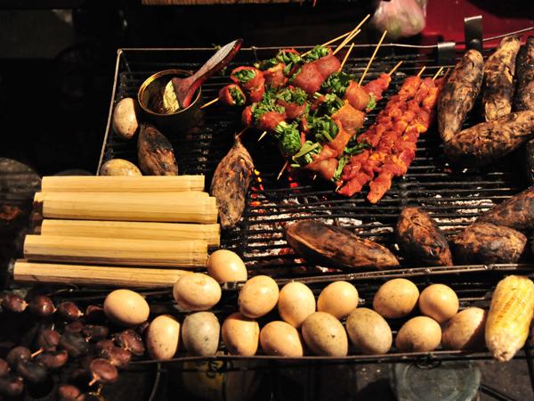 Thưởng thức hương vị món ngon ở Sapa