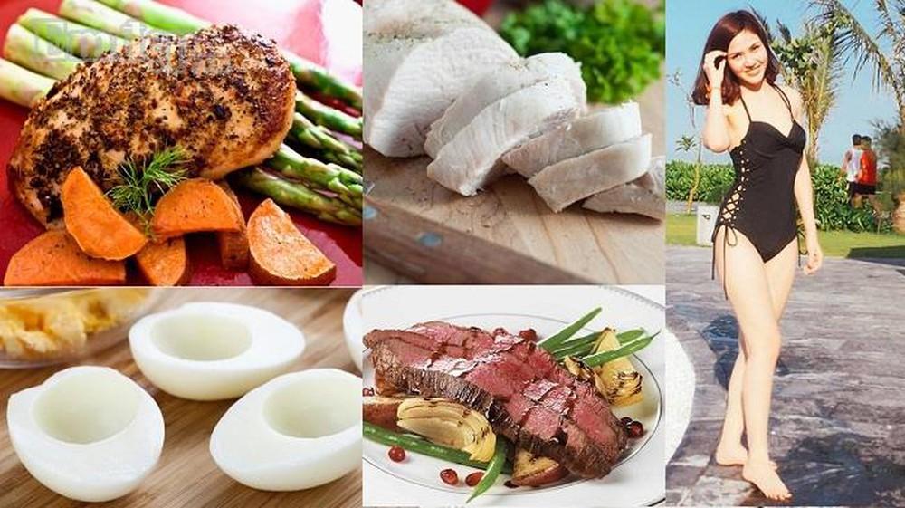 Bổ sung thực phẩm giúp vòng 3 nảy nở vào chế độ ăn hàng ngày