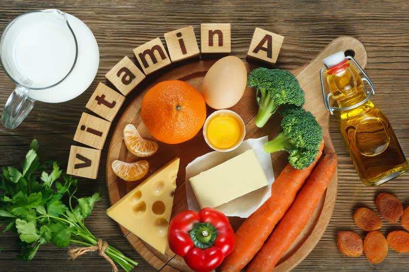 thuc pham chua vitamin A ảnh 3