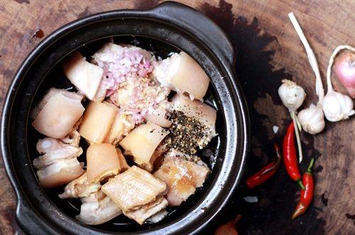 Tổng hợp các món ăn ngon từ thịt lợn hấp dẫn miễn chê mà rất đơn giản, dễ làm - Ảnh 17