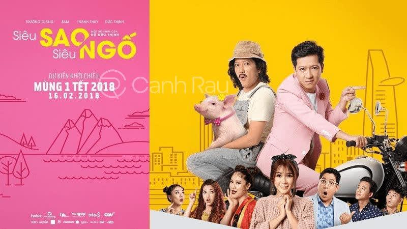 Top 10+ bộ phim chiếu rạp Việt Nam hài hước hay nhất