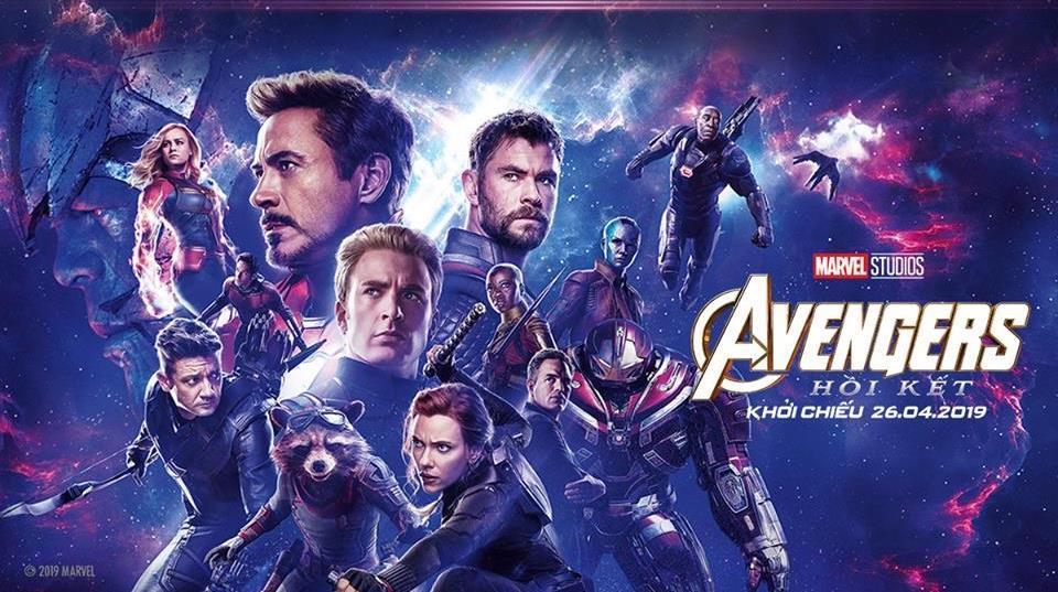Top 10+ phim Avenger siêu anh hùng hay nhất mọi thời đại - Ảnh 5