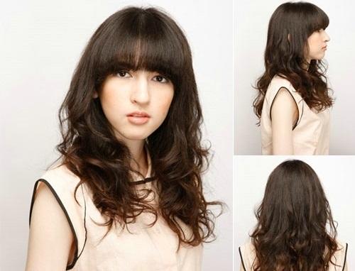 Top 5 kiểu tóc cho người trán cao rộng đang ưa chuộng nhất hiện nay - Ảnh 3