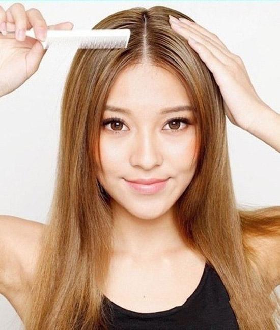 Top 5 kiểu tóc cho người trán cao rộng đang ưa chuộng nhất hiện nay - Ảnh 12
