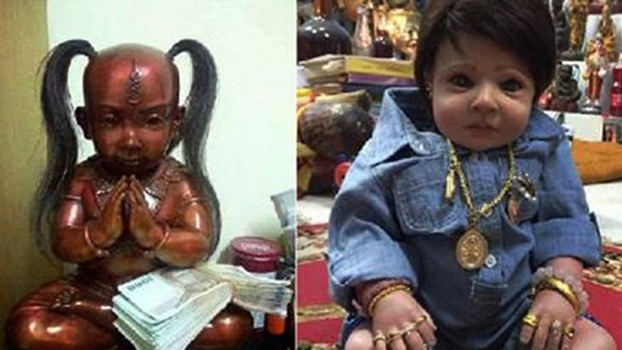 Kuman tiếng Thái có nghĩa là bé trai, Thong có nghĩa là vàng
