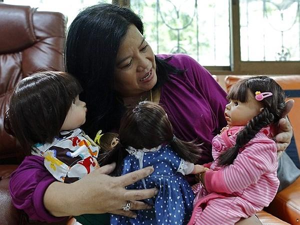 Người Thái Lan tin rằng các hồn ma trẻ nhỏ rất linh thiêng và  chúng có thể bảo vệ cho cả gia đình khỏi những hiểm nguy đe dọa