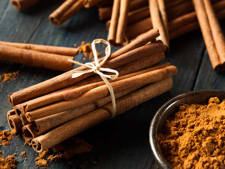Từ A đến Z những công dụng của bột quế đối với sức khỏe, làm đẹp và ẩm thực - Ảnh 1