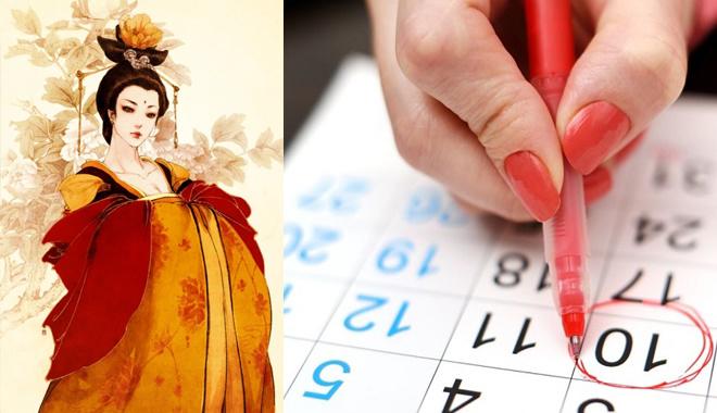 Một tháng có 6 ngày tam nương và rơi vào các ngày 3, 7, 13, 18, 22, 27 âm lịch