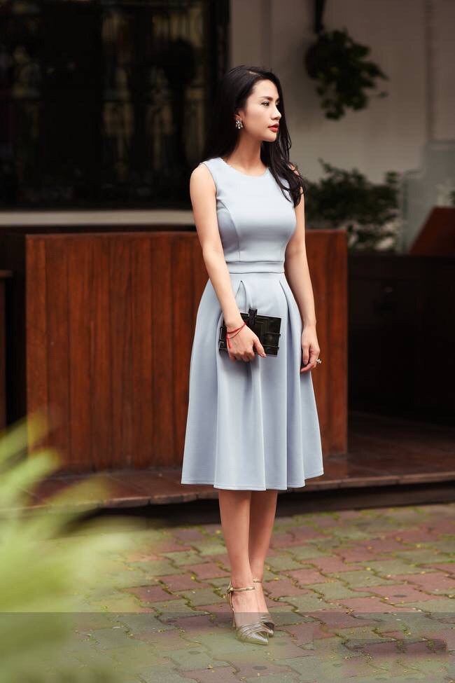 Xu hướng thời trang mùa hè 2018 dành cho nữ đầy hấp hẫn, mới mẻ - Ảnh 7