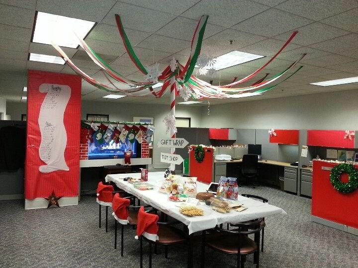 Trang trí Giáng sinh cho văn phòng làm việc thêm lộng lẫy và tiết kiệm
