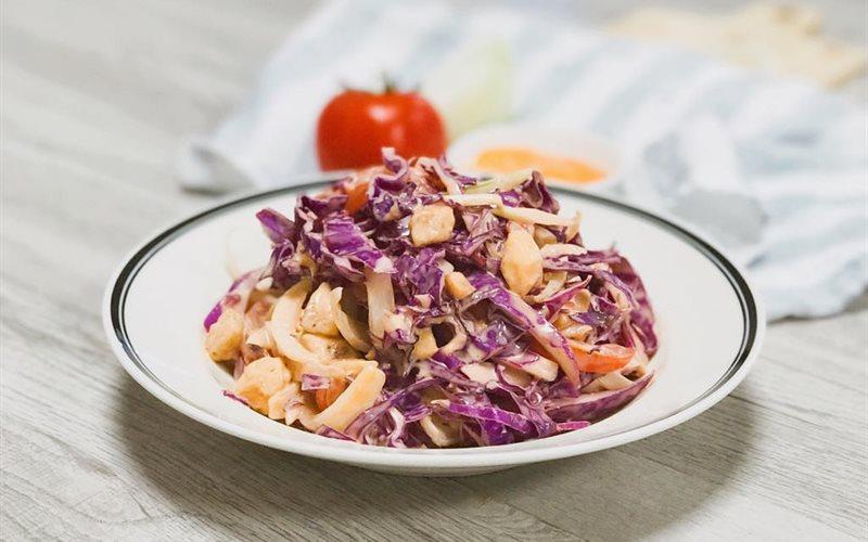 5 cach lam salad bap cai sieu ngon mieng chi trong 10 phut 1