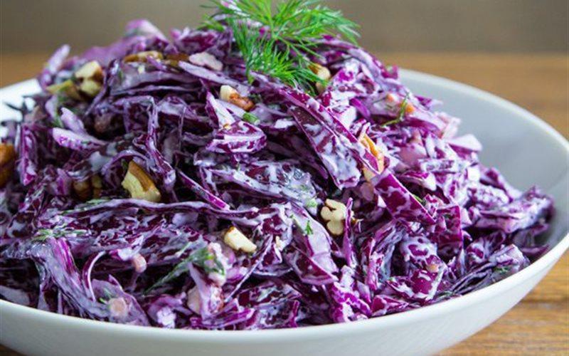 5 cach lam salad bap cai sieu ngon mieng chi trong 10 phut 2