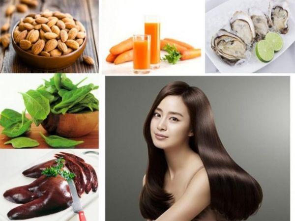 Ăn gì để mọc tóc nhanh và dày nhanh chóng?