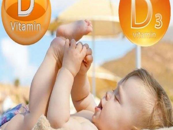 Tìm hiểu cách bổ sung vitamin D cho trẻ sơ sinh