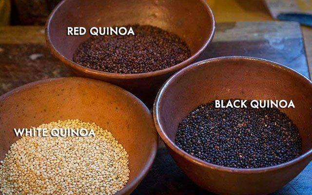 Cach che bien hat quinoa cho be an dam 2