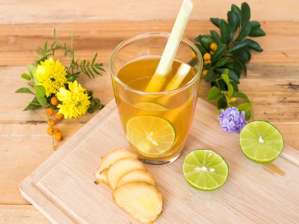 Cách làm nước sả uống giảm cân cấp tốc tại nhà