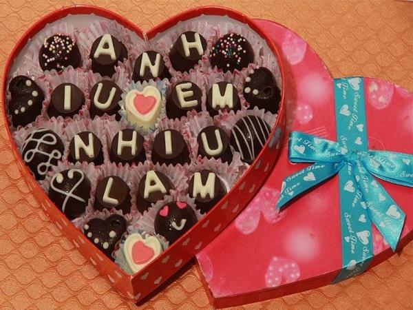 Hướng dẫn cách làm socola Valentine thơm ngon, ngọt ngào khó cưỡng