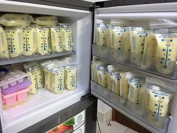 Hướng dẫn cách trữ đông sữa mẹ và bảo quản sữa mẹ đúng cách