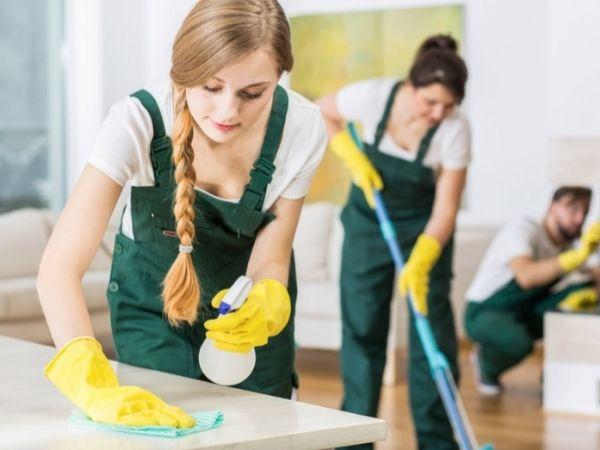 Cách vệ sinh nhà cửa sạch sẽ phòng chống virus corona