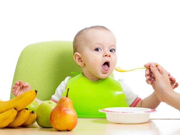 Chế độ ăn cho trẻ suy dinh dưỡng nhanh tăng cân