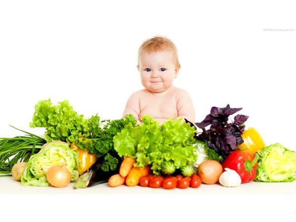 Chế độ dinh dưỡng cho trẻ sơ sinh đến 2 tuổi