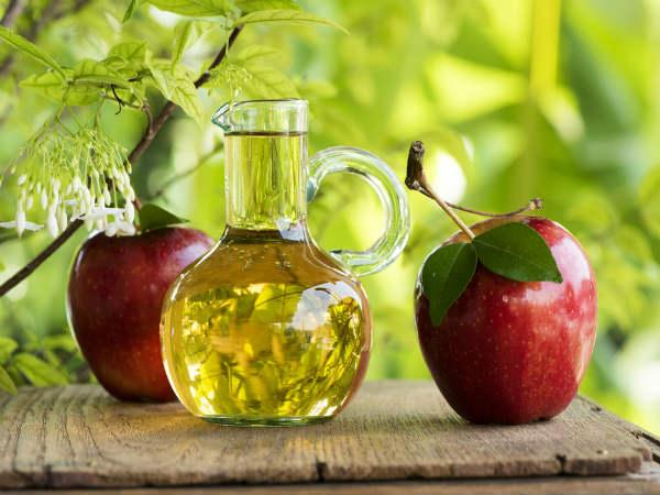 Những công dụng của giấm táo khiến bạn bất ngờ