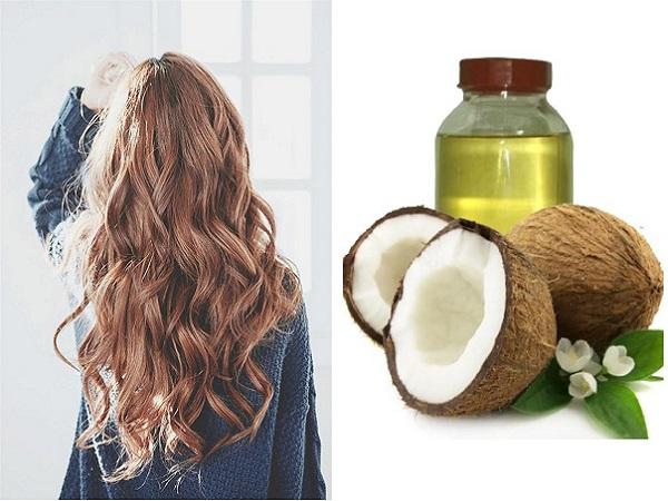 Dầu dừa có tác dụng gì cho tóc? Cách dưỡng tóc với dầu dừa