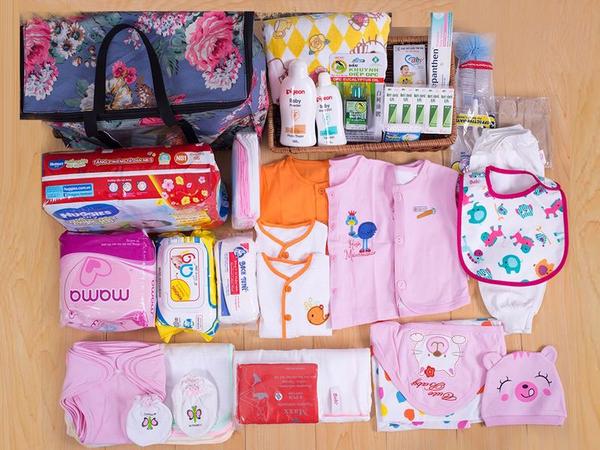 Mách nhỏ các mẹ sắp vượt cạn: Đồ sơ sinh cần những gì?