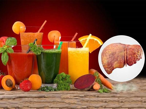 Người bị gan nhiễm mỡ nên uống nước gì tốt cho sức khỏe?
