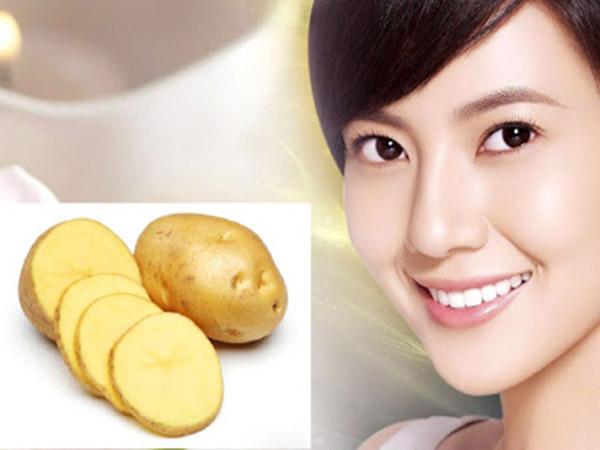 Bật mí 5 loại mặt nạ khoai tây trị mụn hiệu quả siêu tốc