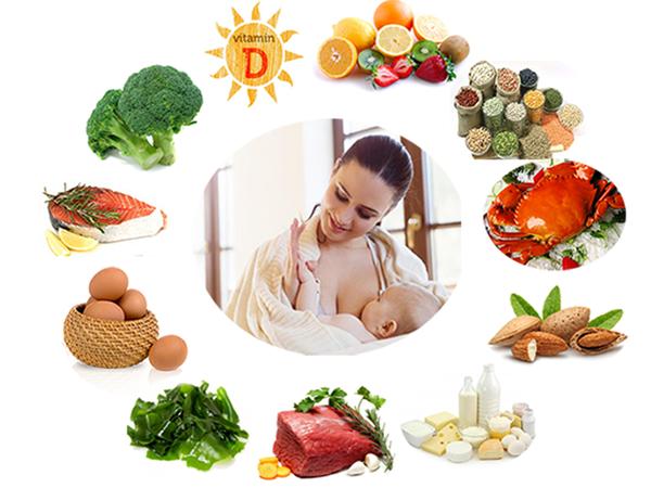 Những món ăn cho mẹ sau sinh nhanh chóng hồi phục sức khỏe