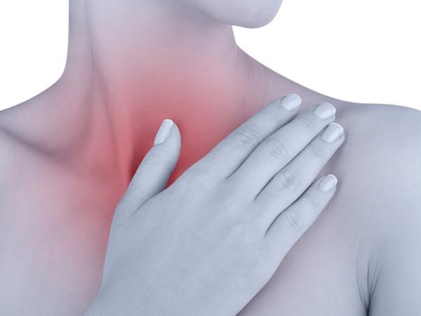 Những gì bạn cần biết về chứng ợ chua nóng cổ