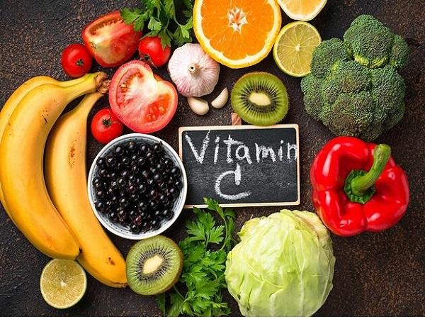 Các loại thực phẩm giàu vitamin C tốt cho sức khỏe