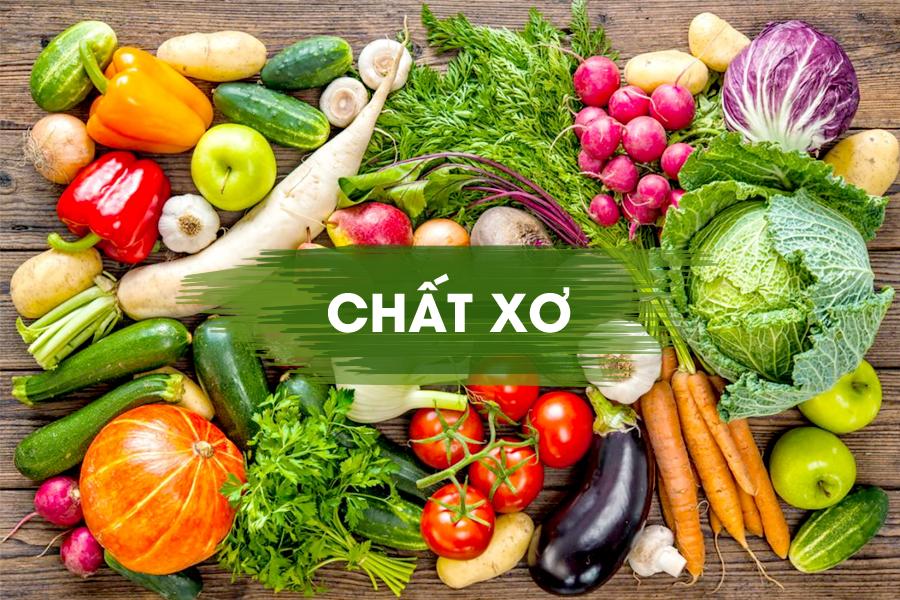 Danh sách các thực phẩm nhiều chất xơ tốt cho sức khỏe và giảm cân