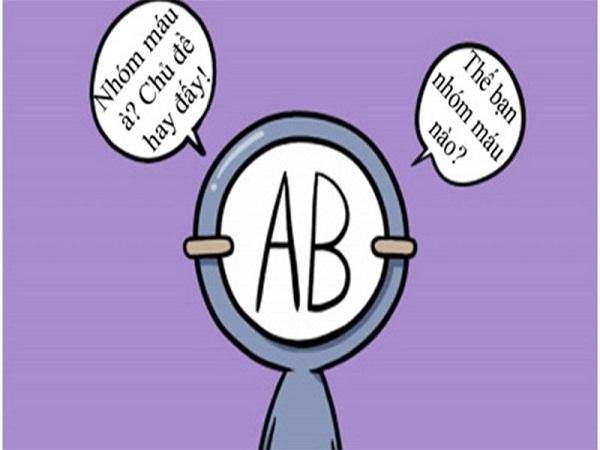 Khám phá tính cách người nhóm máu AB