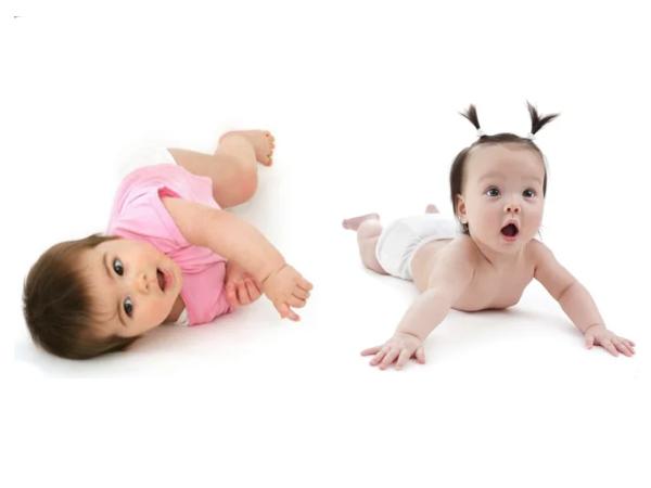 Trẻ sơ sinh mấy tháng biết lật và những điều cần lưu ý cho cha mẹ