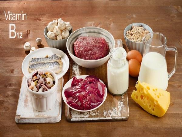 Tại sao cơ thể cần vitamin B12? Vitamin B12 có trong thực phẩm nào?