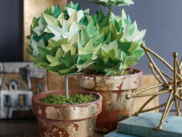 Cách làm chậu cây xanh trang trí ngày Tết đón năm mới nhiều may mắn