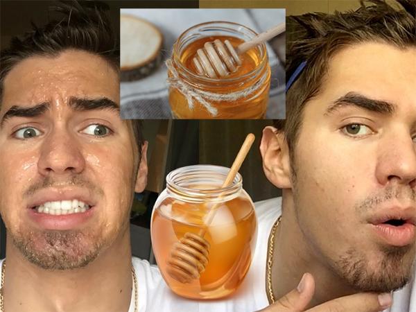 Cách làm trắng da bằng mật ong cho nam hiệu quả thần kì