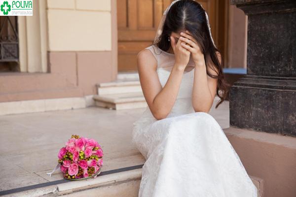 Cô dâu thường hay khủng hoảng tiền hôn nhân
