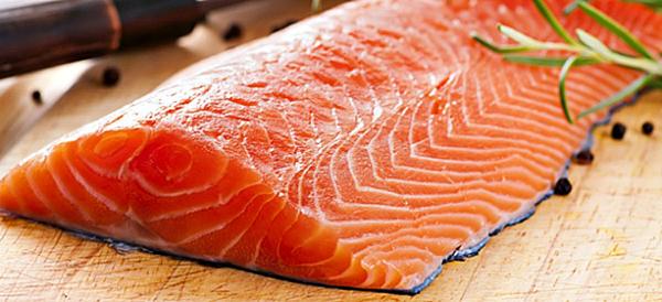 Cá hồi - Thực phẩm dinh dưỡng cho da mụn
