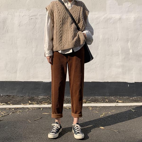 Phong cách với quần baggy trông bạn năng động, cá tính