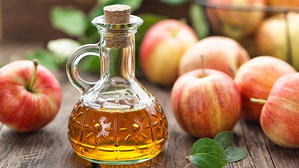 Giấm táo giúp vùng kín sạch vi khuẩn, thông thoáng