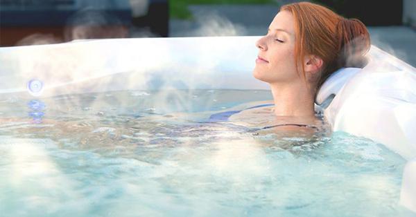 Không nên tắm nước quá nóng vào mùa đông