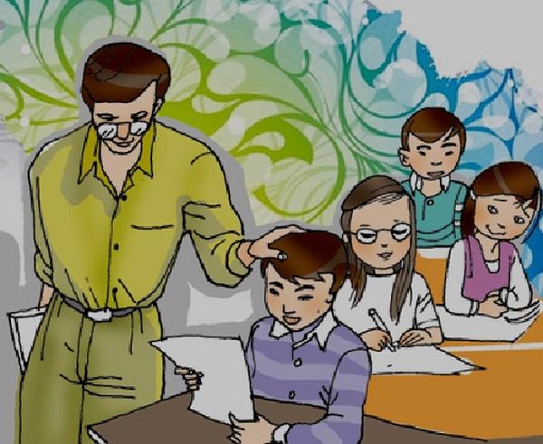 Thầy cô dạy dỗ chúng ta nên người