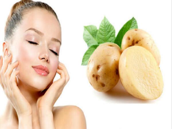Mặt nạ khoai tây – Tuyệt chiêu dưỡng da tươi trẻ, trắng mịn cho phái đẹp