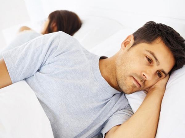 Đàn ông cũng có nỗi khổ riêng không thể đáp ứng nhu cầu của vợ