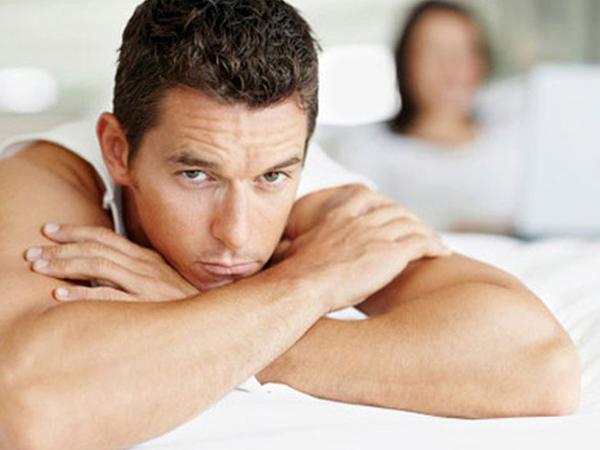 Mãn dục nam là tình trạng khiến nhiều quý ông lo lắng